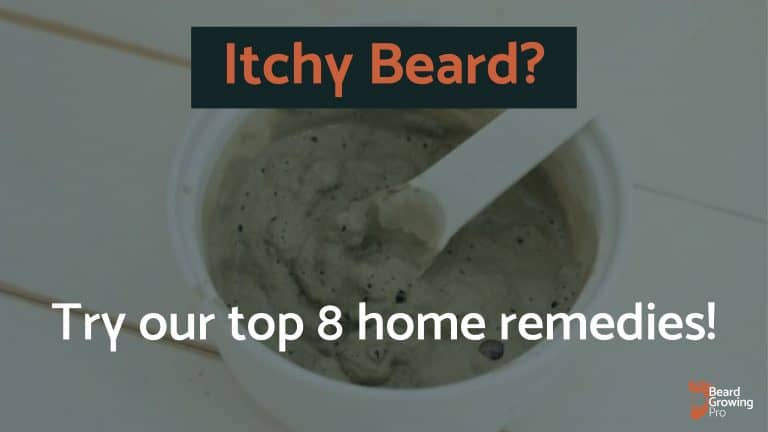 best itchy beard home remedy