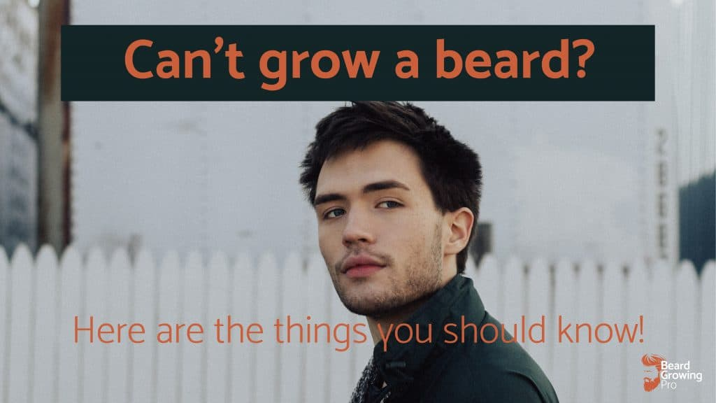 how to grow a beard it your can't header