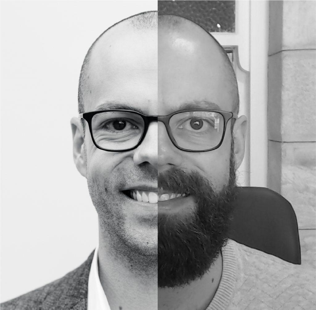 Beard growing Pro - Andy Stapleton