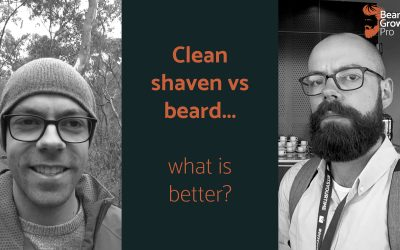 Clean shaven vs beard – what is better?