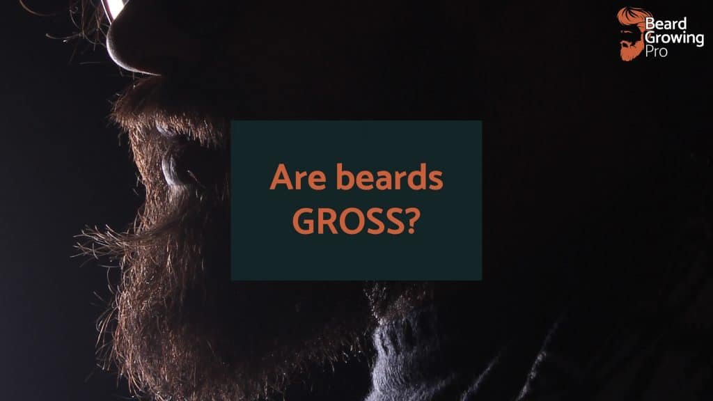 beards are gross - header