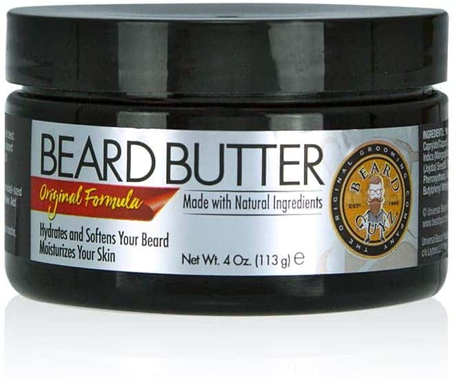 beard butter recommendation