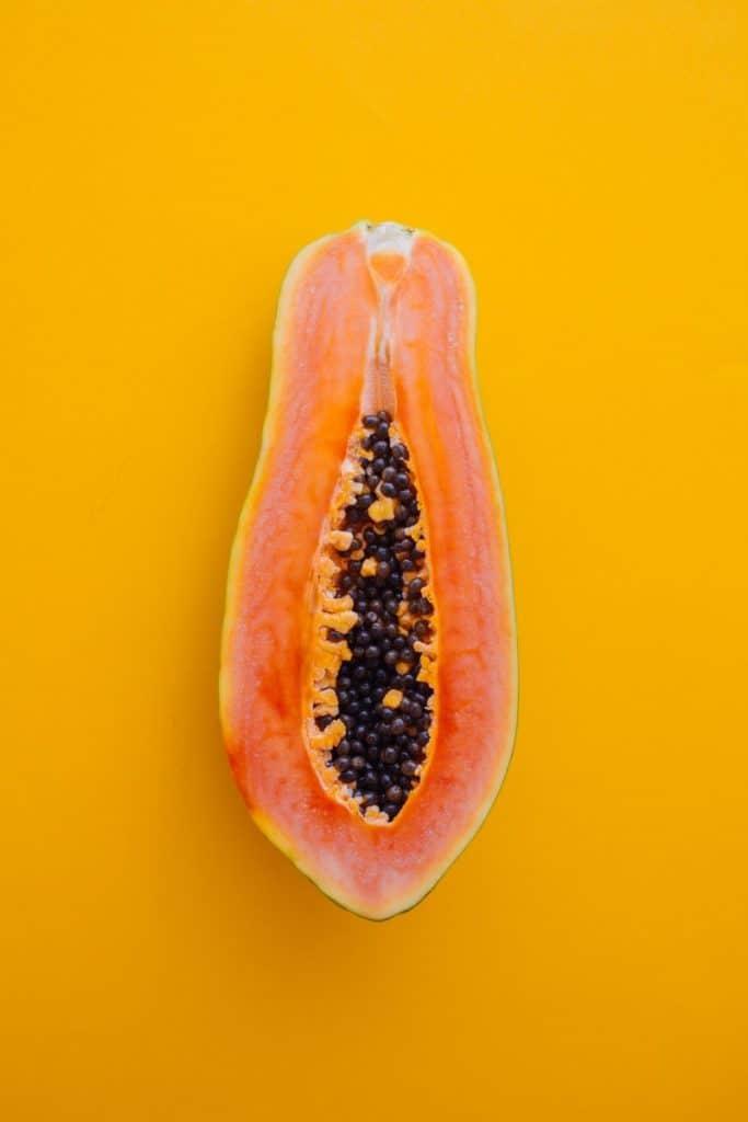 How to remove a beard permanently naturally – papaya