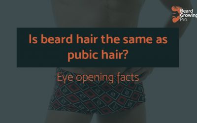 Is beard hair the same as pubic hair? The surprising facts!