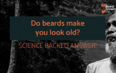 Do beards make you look old? [What the science says]