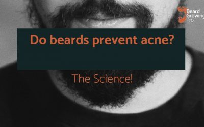 Do beards prevent acne? [THE SURPRISING SCIENCE]