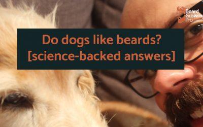Do dogs like beards? Science-backed answer!