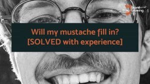 Will my mustache fill in? [SOLVED with experience]